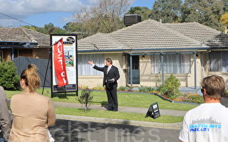 房价下跌 今年悉尼拍卖市场仍低迷