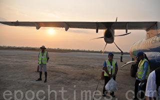 泰國素可泰機場 像寧靜的度假別墅