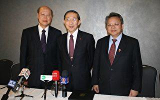 臺湾外交部長林永樂:臺美關係朝正面發展