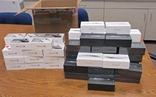 加州华裔夫妇倒卖手机获利400万 被控重罪