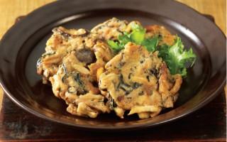 代替油炸食品的傳統韓食煎餅