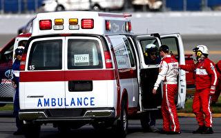 肚痛怪罪中国菜 美国女子救护车上意外产子