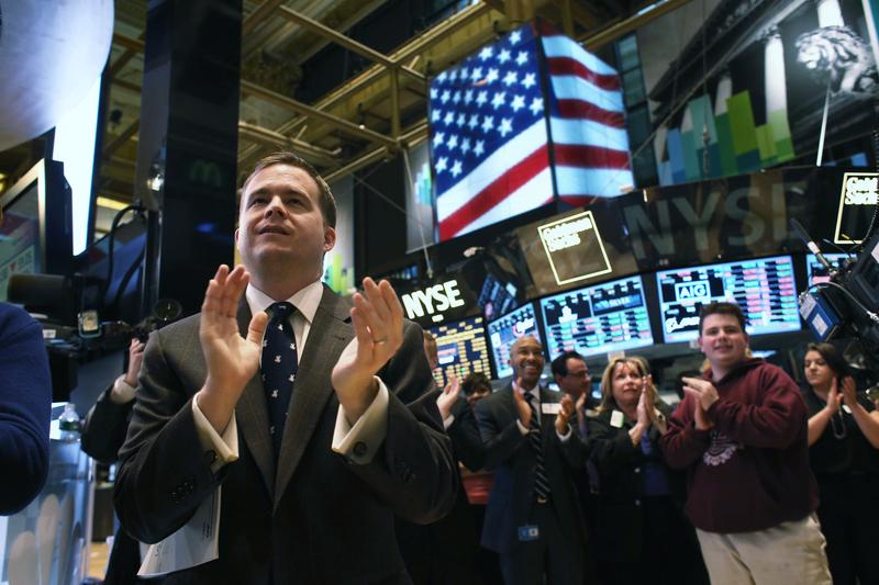 特朗普堅持向神祈禱 美國經濟強勁增長