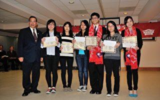 旧金山华裔学子 作文朗诵纪念青年节