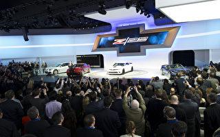 组图:2013纽约车展 新车预览