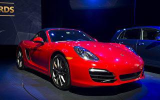 组图:2013纽约车展 名车集萃