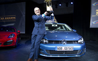 组图:2013年世界汽车大奖名单正式出炉