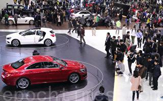 组图:历届规模最大的首尔国际车展