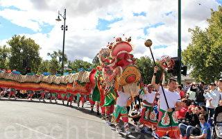 组图:澳洲淘金镇班迪戈复活节大游行