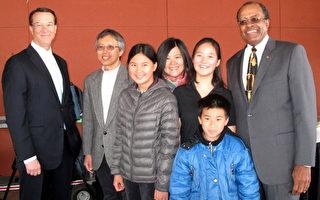 17岁华裔女孩成洛州大首批爱迪生奖学金得主