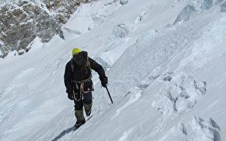 攀高峰勇士李小石 挑战世界第四高洛子峰