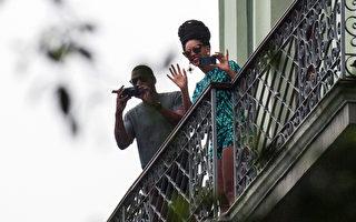 碧昂丝古巴庆婚  Jay-Z配乐《大亨小传》