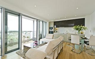 絕佳交通 倫敦金融區新公寓熱賣