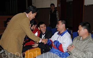 杨烈彰化开唱  捐30张门票做公益