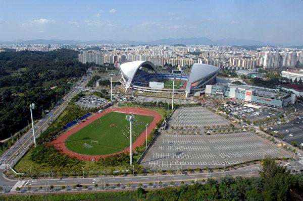 世界盃賽場 (圖: 光州市廳提供)