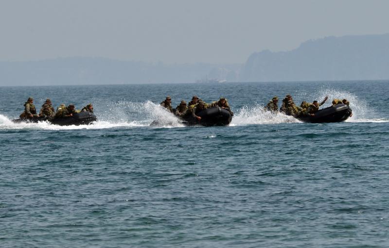 覆艇中士阿瑪勒不治 蔡英文悲慟 海軍將追晉