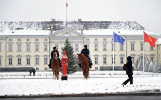 德國總統官邸驚現信件炸彈