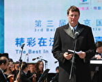 """《阿凡达》的3D特效师理查德·泰勒日前针对大陆的3D热,在北京警告说:""""过于关注技术而不是故事的人,反过来又误导了自己。""""(图/Getty Images)"""