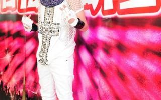 謝博安擔任表演嘉賓 為參賽者加油打氣