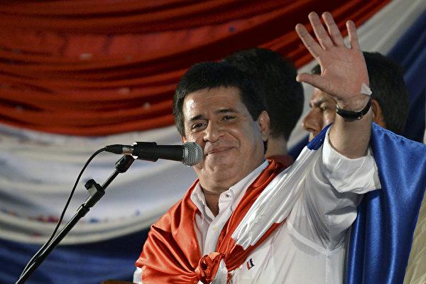 富商當總統 巴拉圭盼終結貪汙