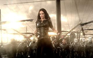 《300壯士》公佈海報 伊娃‧葛林演復仇女將