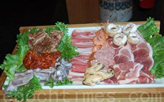 奥斯汀华园韩国烧烤自助餐(1)