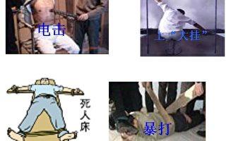 河南許昌勞教所迫害法輪功學員的種種酷刑