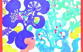 劉韻竹剪紙展覽「剪花  好日子」