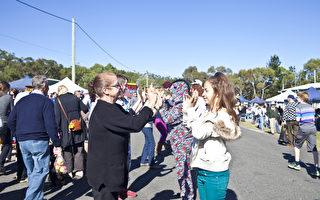澳洲百年小鎮Tallong蘋果節重傳統特色