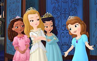 迪士尼动画《小公主苏菲亚》 母亲节首播