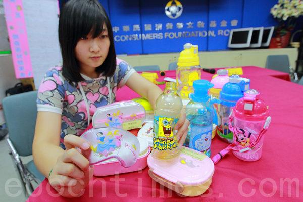 種類繁多的塑膠產品已經遍布人們生活的方方面面。(攝影:宋碧龍/大紀元)