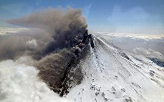 阿拉斯加火山 打乱地方航班