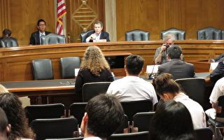 美國會舉行聽證 健康和安全在中國已失去保障
