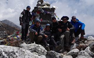 史上最高齡 日8旬翁登聖母峰 攻頂成功