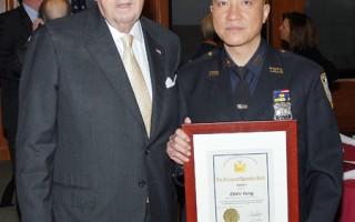 布碌崙检察官表彰执法人员 华裔上榜