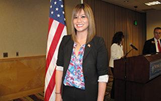 张玲龄竞选55区加州众议员