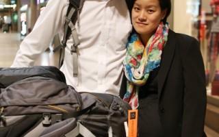 滞留中国14个月 德国艺术商人被放回国