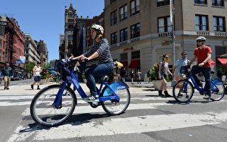 紐約市單車共享計畫 正式上路