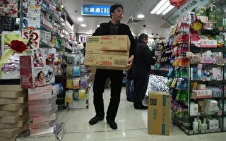 中共自爆奶粉嚴重問題 中國人全球購奶潮震驚世界