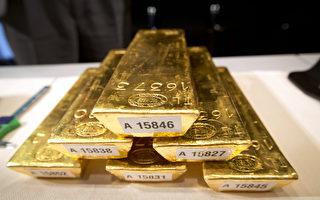 卖压难止 黄金价格续跌至34个月低点