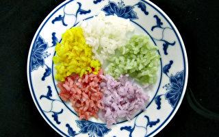 蔬果妝點  彩色米飯繽紛又營養