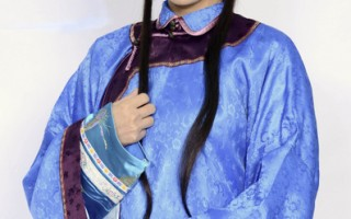 陳仙梅再度出演古裝戲 受訪中突遇強震