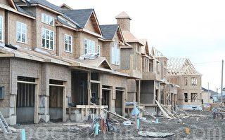 加國5月新屋開工增 引過度建築憂慮