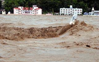 印度洪峰至德里 水位恐破35年新高