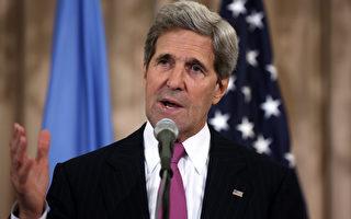 美国国务卿出访7国 与塔利班交换战俘