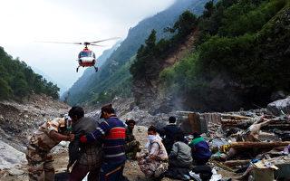 组图:北印度洪灾死亡大幅上修 恐逾5千人