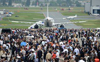 第50屆巴黎國際航空展 商家客戶雙贏