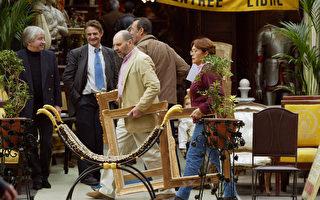 巴黎著名的聖·都安跳蚤市場