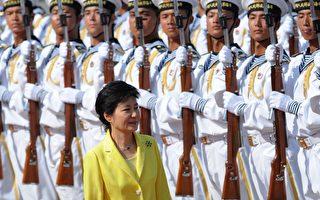 中共厚臉皮稱反共韓總統朴槿惠為「老朋友」