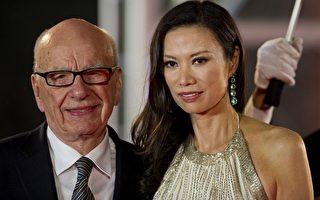鄧文迪更換律師 傳媒大亨離婚案似難速決